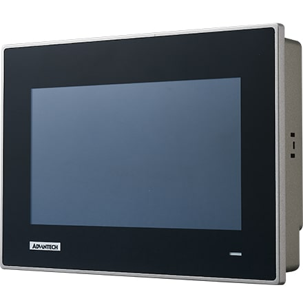 "TPC-71W-N10PA - Lüfterloser Touch Panel IPC mit 7"" Display, Cortex A9 CPU, 1G RAM, 8G eMMC"