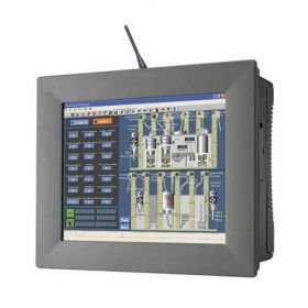 "Vorkonf. Touch Panel PC TPC-1071H-D3AE-BTO29025 mit 10""-Display, Atom-CPU, 4GBRAM, 4GBiCF,WinCE6.0"
