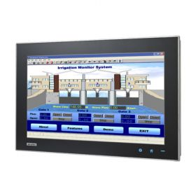 "TPC-2140WP-T3AE - Widescreen Touch Panel IPC mit 21,5""-Multitouch-Display, AMD-CPU & 4GBRAM"