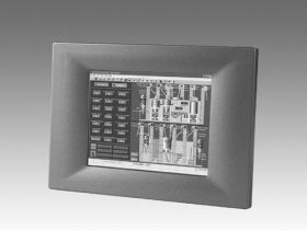 "TPC-31T-E3AE - Lüfterloser Touch Panel IPC mit 3,5""-Display, TI-600MHz-CPU & WinCE 6.0"