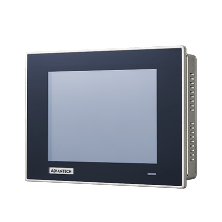 "TPC-651T-6E3AE - Lüfterloser Touch Panel IPC mit 6,5""-Display, Atom-E3827-CPU & 4GBRAM"