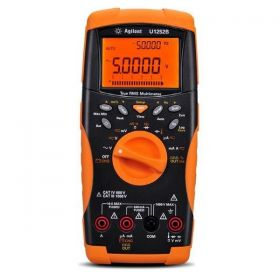 Handmultimeter U1252B Orange Line 4,5-stelliges Handmultimeter (0,025% VDC Genauig.)