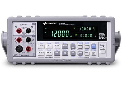 Keysight U3606B - Digitalmultimeter & Netzgerät 5,5-stelliges Multimeter und Power-Supply