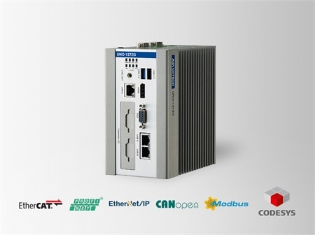 WA-CU1372G-ERHE5AE - CODESYS ControllerStarter-Kit mit Box IPC UNO-1372G & CODESYS Runtime-Software