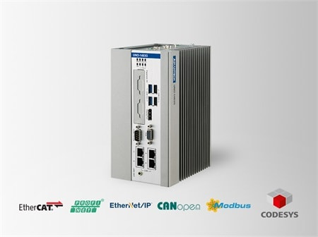 WA-CU1483G-3RHE5AE - CODESYS ControllerStarter-Kit mit Box IPC UNO-1483G & CODESYS Runtime-Software