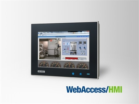 "WA-HT1051W-E15H1AE - HMI Starter-Kit mit 10,1""-WXGA-Touch-IPC & WebAccess/HMI-Software"