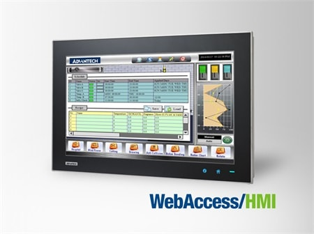 "WA-HT2140W-G15H1AE - HMI Starter-Kit mit 21,5""-HD-Touch-IPC & WebAccess/HMI-Software"