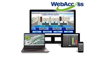 Software WebAccess 8.2 Professional Unlimited Tags Browser-basierte HMI/SCADA Software