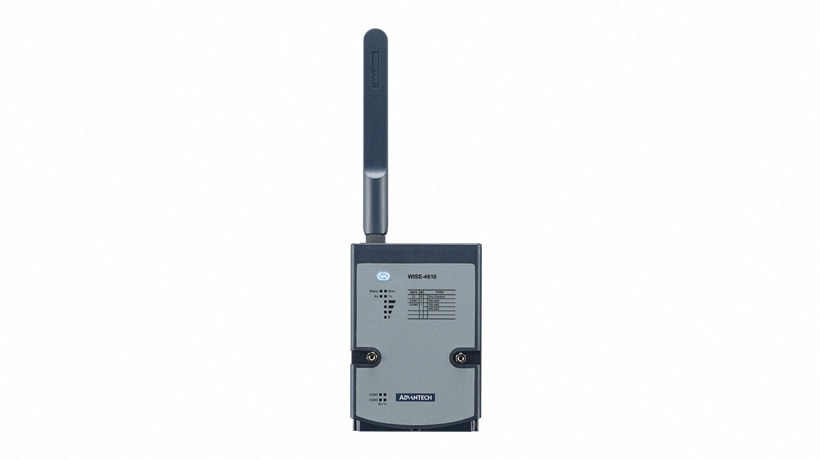 WISE-4610-EA - Outdoor LoRa Wireless I/O Modul Grundmodul mit Frequenz von 868MHz - IP65