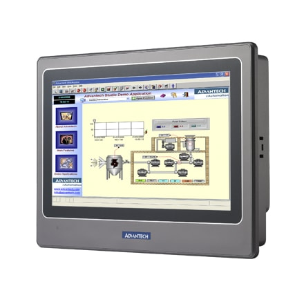 "WebOP-2070T-N2 Operator-Panel / HMI-Bedienterminal 7""-WSVGA--Touch-Display & NAND+NOR+LAN & RS232/485"