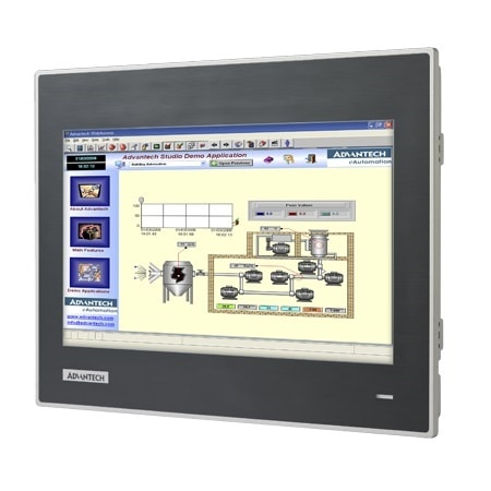 "WebOP-3100T-C4BE Operator Panel / Bedienterminal 10""-WVGA-Touch-Display, Cortex-CPU & WinCE 6.0"