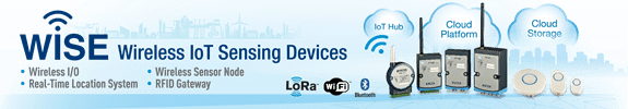 WISE - Wireless IoT Sensing Device