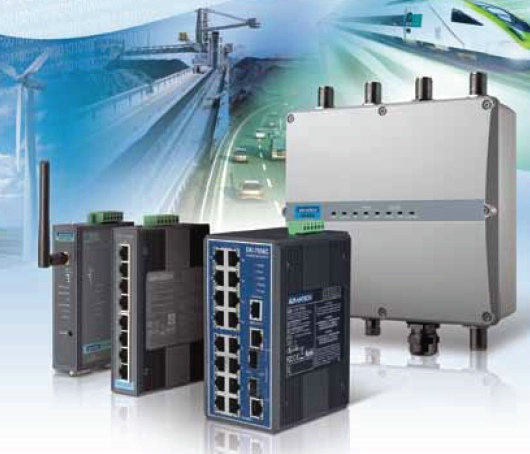 Ethernet Switche, LWL Umsetzer, PoE Switche