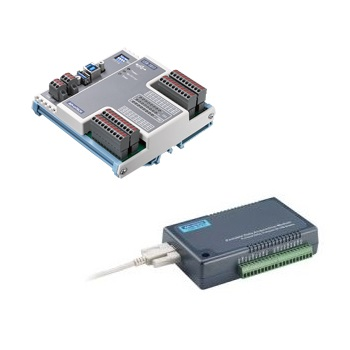 Mobile Messtechnik – USB Digital-I/O-Module 24V-Logik