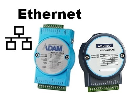 Remote-I/O-Module via Ethernet