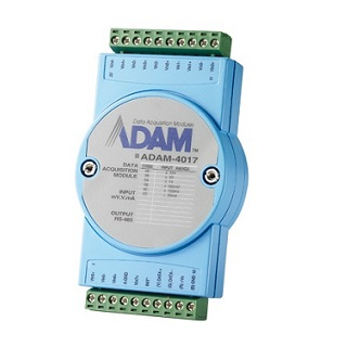 Remote EA Module via RS485 Analog Module