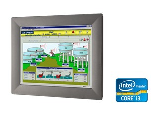 Touch Panel IPC mit 15 Zoll Display