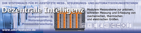 Dezentrale Intelligenz der e.Series